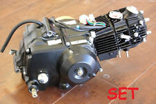110CC SEMI AUTO ENGINE MOTOR CHINESE ATV PIT DIRT BIKE M EN14-SET