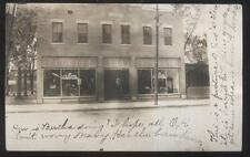 RP Postcard CHATTANOOGA Tennessee/TN  J.W. Glass Furniture Store Building 1908