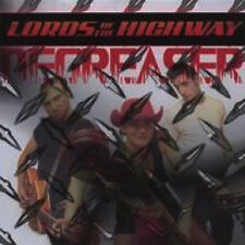 Lords Of The Highway Degreaser CD powerful Psychobilly Rockabilly Trash NEW
