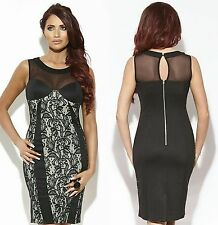 Stunning BNWT Amy Childs Bodycon Dress Size 14