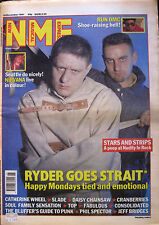 NME 16 Nov 1991 Happy Mondays Nirvana Run DMC Catherine Wheel Slade Cranberries