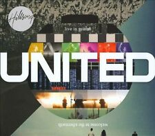Live In Miami [2 CD/DVD Combo] [Deluxe Edition] Hillsong United Music-Good Condi