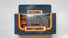 Matchbox Superfast Super Fast #36 Refuse Disposal Truck Müllwagen mint boxed!