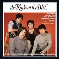 THE KINKS - AT THE BBC - 2 CD SET!
