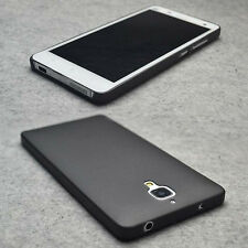 For Xiaomi M4 Mi4 Black 0.3mm Ultra Thin hard Case Cover