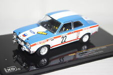 Ford Escort MK I 1600 TC Winner Rally Ypres 1970 #22 1:43 Ixo neu & OVP RAC206