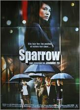 SPARROW Affiche Cinéma / Movie Poster Johnnie To Simon Yam