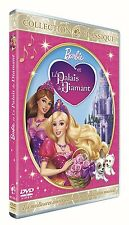 """DVD """"BARBIE ET LE PALAIS DE DIAMANT"""" - NEUF SOUS BLISTER"""