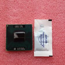 Intel Core 2 Duo T7600 2.33 GHz Dual-Core SL9SD Socket M Mobile CPU Processor