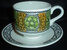 Broadhurst And Sons Kathie Winkle AGINCOURT Teacup And Saucer