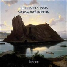 Liszt: Piano Sonata (CD, Mar-2011, Hyperion)