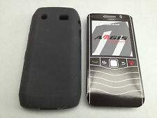 AEGIS QUALITY SILICONE RUBBER GEL CASE COVER SKIN FOR BLACKBERRY PEARL 9100 9105