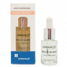Ambientair White Moss Scented Water Soluble Essential Oil – 0.5 Fl. Oz.  (15 ml)