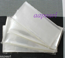 Lot 200pcs 4 size different Currency banknotes Sleeves Holders paper money pouch