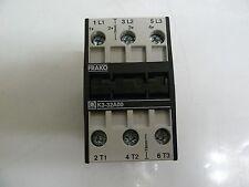 FRAKO K3-32A00 CONTACTOR 89-00335 180-210 V 50Hz 200-240 V 60Hz COIL