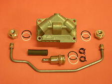 "HOLLEY / FORD  ""COBRA CLONE""  CJ / BOSS  FUEL BOWL CROSSOVER CONVERSION KIT"