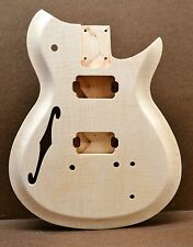 CUSTOM ORDER RB-GSM UNFINISHED GUITAR BODY FITS STRATOCASTER NECK