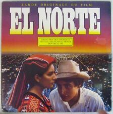 El Norte 33 tours Gregory Nava 1983
