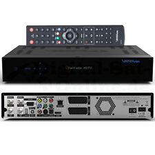 ► VANTAGE HD 8000 S blue HD TV SAT Receiver Twin PVR ready USB LAN HD8000S