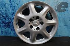 """Mercedes S420 S430 S500 2000 2001 2002 16"""" OEM Rim 65204 A2204010102 94249189"""