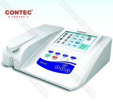 BC300 Semi-auto Biochemistry Analyzer,Blood glucose,Blood lipids,Touch Screen