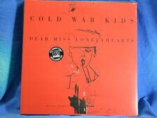 Cold War Kids - Dear Miss Lonelyhearts, LP + CD, neu/OVP