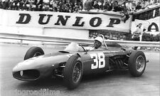1961 Monaco Grand Prix Vintage Racing DVD W/Bonus Features From Orig.16mm Films