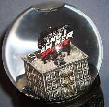 Comic book movie THE SPIRIT SNOWGLOBE snow dome globe super hero MINT NIB new