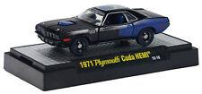 M2 MACHINES AUTO-DREAMS MOPAR 75 MP01: 1971 PLYMOUTH CUDA HEMI 12-16 1:64
