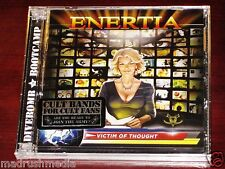 Enertia: Victim Of Thought - Flashpoint, Momentum + Law Of Three 2 CD Set NEW
