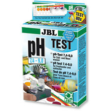 JBL pH 7.4-9.0 Test Kit Set for Fresh and Marine Water Aquariums High Range