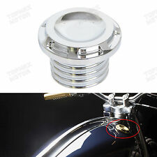 Fuel Tank Cap Gas Cap Chrome Plated For 1996-2015 Harley Sportster XL883 1200