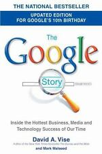 The Google Story: For Google's 10th Birthday by Vise, David A.