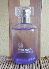 THE BODY SHOP WHITE MUSK EAU DE TOILETTE 2 OZ/60ML NEW!