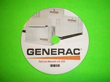 Generac GN Service & Repair Manual For Large Frame GN Engines 320/360/410