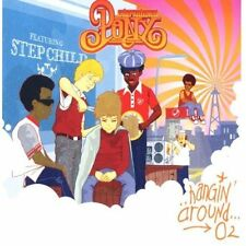 International Pony Hangin 'around'02 (feat. stepchild) [Maxi-CD]