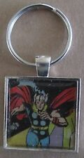 Marvel Superheroes - Thor - Handmade Key Ring