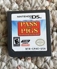 Pass the Pigs DSi DS Authentic Cartridge Only US English