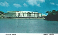 The Kennedy Center for The Performing Arts   Washington DC  Chrome Postcard
