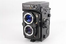 Near MINT Yashica Mat 124 G 6x6 TLR with Yashinon 80mm F3.5 Lens From Japan a436