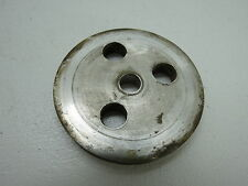 (#207) 2+5/8 INCH STAINLESS STEEL ROLLER WHEEL BOAT SHIP SAILBOAT SAIL BOAT