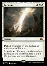 Foil TERMINUS From the Vault: Annihilation MTG White Sorcery RARE