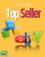 How To Become a Top Seller on eBay ebook PDF Master Resell Rights Free Shipping