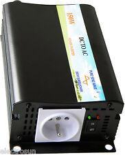 Convertisseur Puissance Pure Sinus 150W 12VDC 230VAC