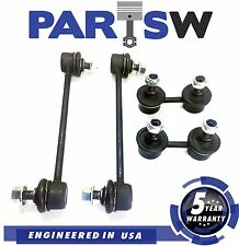 4 Pc New Suspension Kit for Toyota Avalon Camry Front & Rear Sway Bar End Links