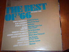 The Best of '66-Volume Two-LP-Columbia-AB1-VG+
