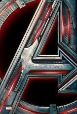 Avengers 2 Age of Ultron Movie Poster (24x36) - Marvel Assemble, Iron Man