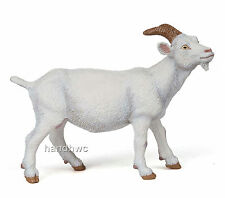 Papo 51144 White Nanny Goat Farm Animal Figurine Model Toy Play Gift - NIP