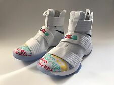 BRAND NEW NIKE LEBRON SOLDIER 10 ACADEMY PROMO US 11 PLAYER EXCLUSIVE PE SAMPLE