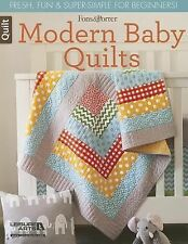 Modern Baby Quilts (2014, Paperback)